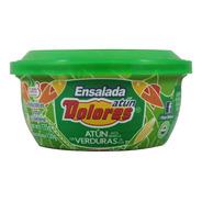 Ensalada De Atún Dolores Con Verduras En Agua 135 Gr