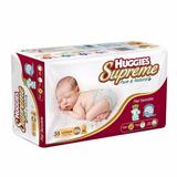 38 Pañales Huggies Supreme Recién Nacido *envío Gratis