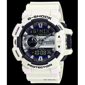Reloj Casio G Shock Gba400 Bluetooth Wr 200m Envio Gratis