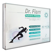 Dr Flam Vitaminas E Minerais 450mg 40 Cápsulas