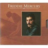 Cd Box Freddie Mercury Solo Mr Bad Guy, Barcelona E Bônus Cd