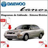 Manual Diagrama Esquemas Eléctricos Del Daewoo Lanos