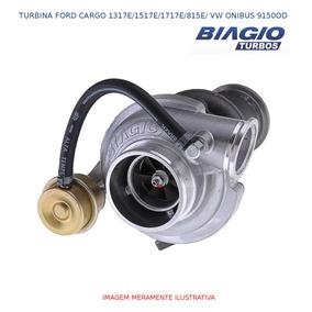 Turbina Ford Cargo 1317e/1517e/1717e/815e/ Vw Onibus 9150od