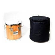 Capa Bag Para Repique De Mão De 12 Acolchoada