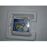 Juego 3 Ds Pokemon X Con Caja