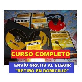 Curso Auto Ingles Total [18 Cds Mp3+pdf] - Envío Gratis