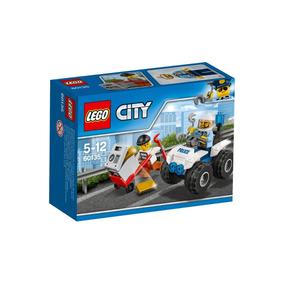 Brinquedo Lego City Veículo De Polícia Off Road 60135