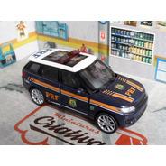 Miniatura Range Rover Sport - Prf Polícia Rodoviária Federal