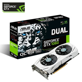 Nvidia Geforce Gtx 1060 Asus Dual 6gb