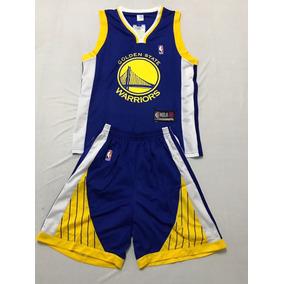 Uniforme Baloncesto Warriors