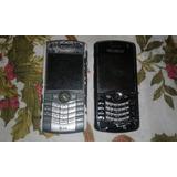 2 Black Berry Pearl Operativos