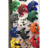 Control Alambrico Para Nintendo 64 N64 Nuevo Variedad Colore