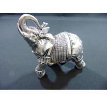 Elefante Estatueta Indiano Decoração Sorte Sabedoria Tromba