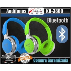 Audifono Con Bluetooth