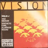 Cuerda Suelta Violin 2da (la) Thomastik Vision Vi02 Austria