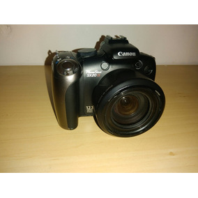 Camara Canon Powershot Semi Profesional