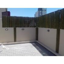 Cañas/bambu,cercos,balcon,division,coloc Y Envio.