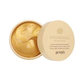 Oro Y Del Caracol Parche De Hidrogel (60 Piezas) Por Petitfe