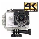 Camara Sumergible Sj5000x Elite Sjcam 4k Wifi + Accesorios