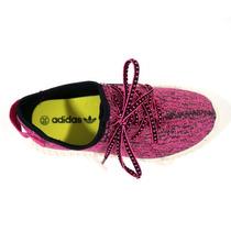 Tênis Infantil Adidas Yeezy Boost 350 Rajado Rosa ##