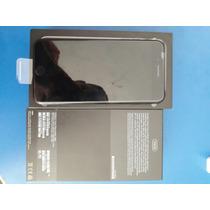I Phone 7 Plus, Color Jet Black 128gb Mica De Cristal