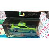 Carros Rápido Y Furioso Honda, Nissan Gtr Y Eclips Lyly Toys