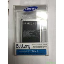Pila Samsung Galaxy Note 2 Original Envio Gratis N7100 N719