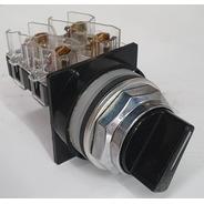 Botón Ge Interruptor Selector No Iluminado Cr104psg21b91a