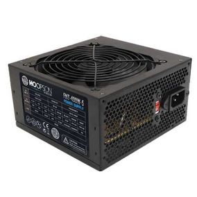 Fonte Real Atx Hoopson 400w-s Power Supply Cooler 120mm