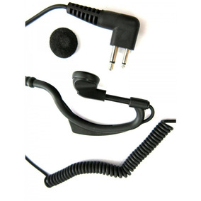 Fone E Microfone Lapela P/radio Ep-450 Ou Ep 450s Motorola