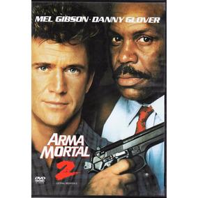 Arma Mortal 2 - Mel Gibson - Danny Glover - Dvd