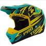 Cascos Motocross Pro Tork Th1 Fast Lap