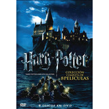 Harry Potter Colección Completa - Box Set - 8 Dvds