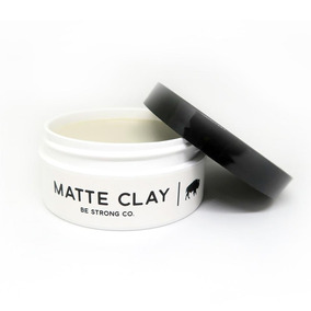 Be Strong Co. - Matte Clay