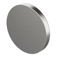 Tapa 2.5mm Diametro 24mm P/ Soldar Fin Tubo Caño Raw Parts