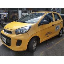 Taxi Kia Ion 1.250 Tax Individual Mod 2016 Excelente Estado