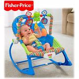 Cadeira De Descanso Bebe Balanço Vibratória Fisher Price