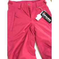 Pantalones Para Nieve Oneill Mujer Talla 10 L Rosa Nuevos