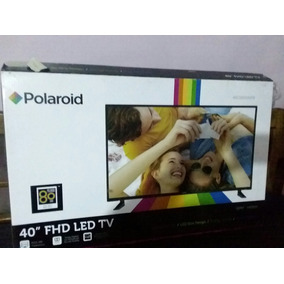 Televisor 40 Polairod Full Hd Led