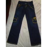 Pantalón Blue Jeans Lois Original 34/27