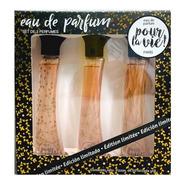 Perfumes Originales Set De 3 Fragancia Mujer. Importación!
