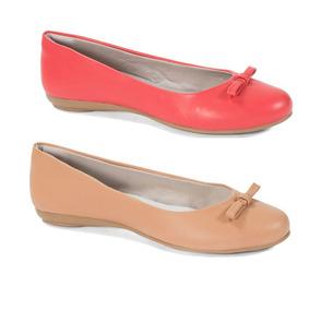 Kit 2 Sapatilhas Femininas Super Confortáveis - Retta Shoes
