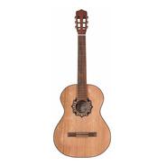 Guitarra Criolla Fonseca 25 Clasica Mate -  Abedul