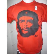 Remera Del Che Guevara - Remeras De Rock