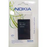 Bateria Nokia Bl-4u Asha 300 305 501 C5-03 E66 E75