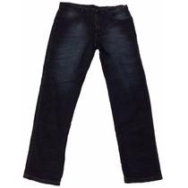 Calça Masculina Jeans De Elastano Plus Size 2001 50 Ao 70