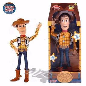 Toy Story Boneco Xerife Woody 19 Frases