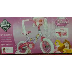 Bicicleta Huffy Disney Princesas Rodada 12