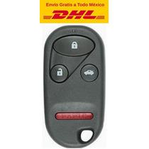 Control Honda Accord 1998-2002 Meses Sin Intereses