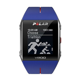 Polar V800 Gps Reloj Deportivo, Azul